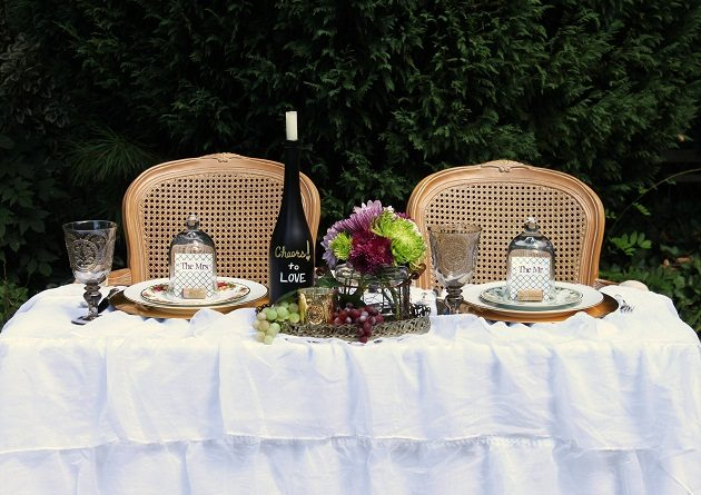 Ideas For A Wine Themed Wedding