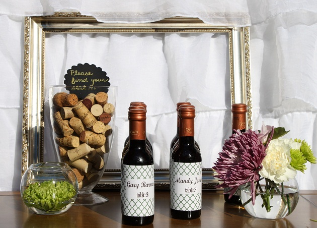 Ideas For A Wine Themed Wedding - Celebrations at Home