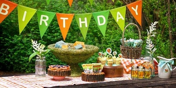 Woodland Birthday Party + FREE Printables {guest feature}