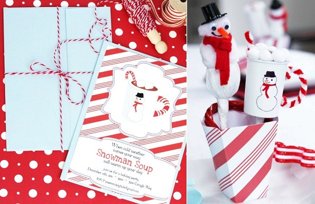 graphic about Snowman Soup Printable Tag named Snowman Soup Celebration + Cost-free Printables - Celebrations at House