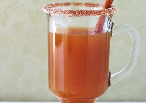 Spiced Apple Hot Toddy Recipe - Celebrations at Home