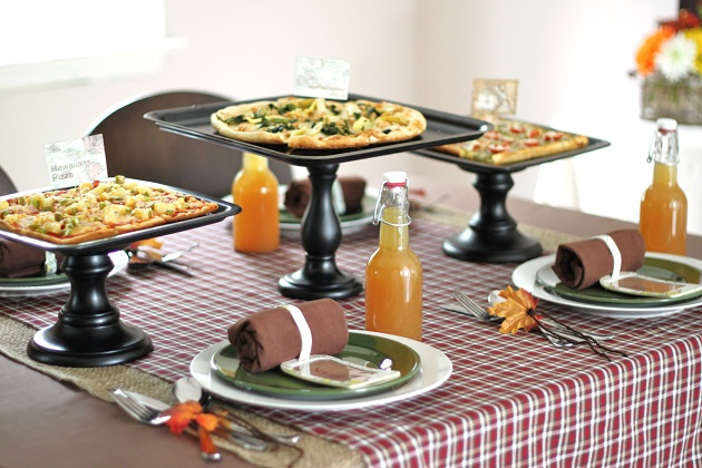 Ideas For Hosting A Pizza Party