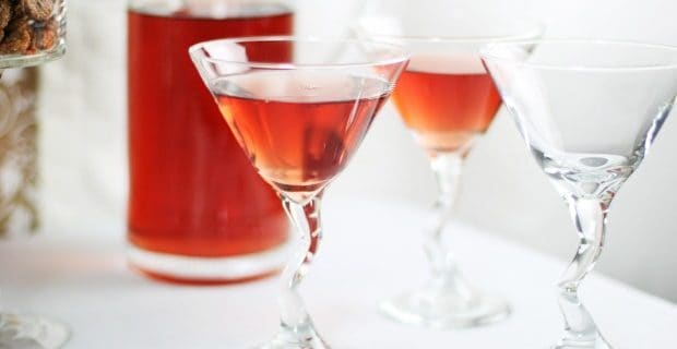 Santa's Helper Cocktail Recipe