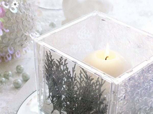 DIY Candle Holder {guest blogger}