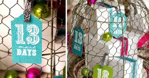 Modern Moments Designs 12 Days of Christmas
