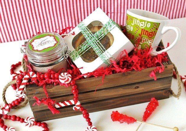 Sweet Homemade Christmas Gifts