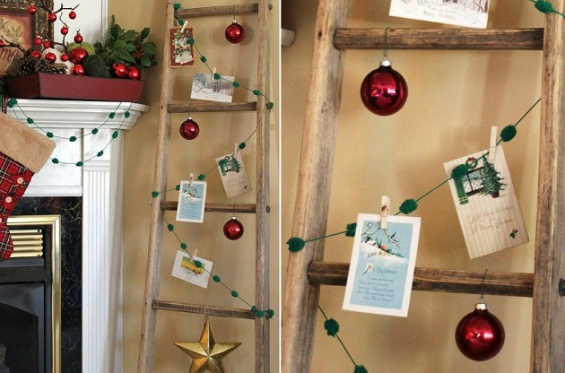 Christmas Card Display Ideas Celebrations At Home