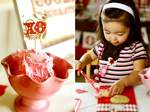 Valentine S Day Cookie Decorating Party Guest Feature