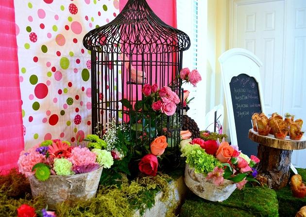 Love Birds Bridal Shower Celebrations At Home