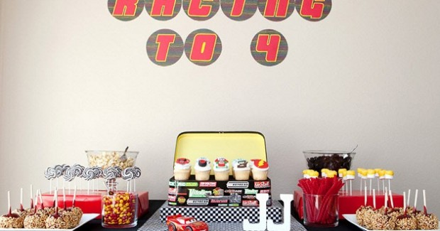 """Cars 2"" Birthday Party {guest feature}"
