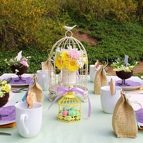 Entertaining Series – Easter Brunch & Egg Hunt