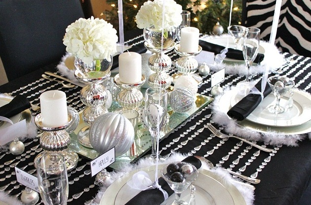 Party Design Basics - How To Create Pretty Centerpieces ...