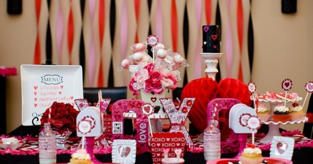 Little Girls Valentine's Party {Guest Feature}