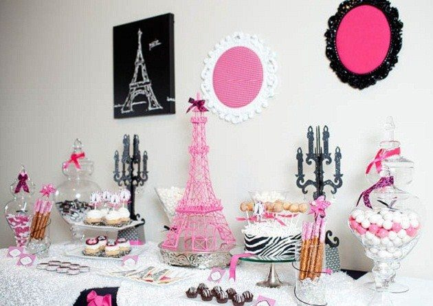 Parisian Themed Ladies Night Out {Guest Feature}