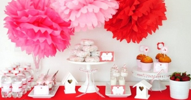 "Sweet ""Love Birds"" Valentine Brunch {Guest Feature}"