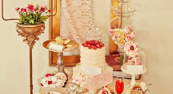 Vintage Parisian Dessert Table {Guest Feature}