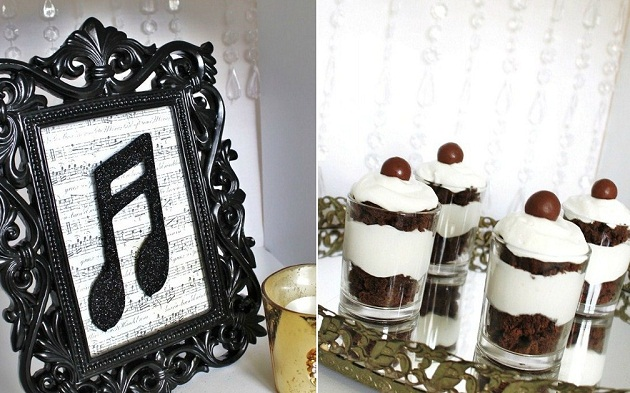 Ideas For A Black Amp White Party Celebrations At Home