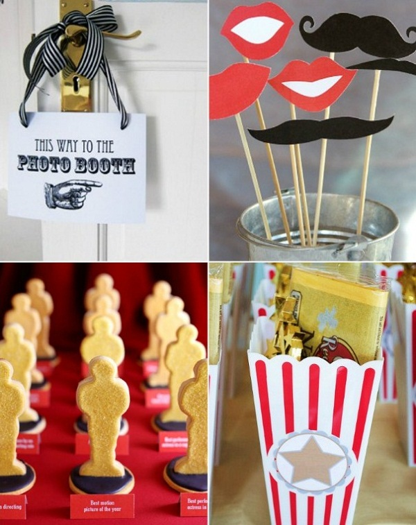 Host Your Own Oscars Viewing Party