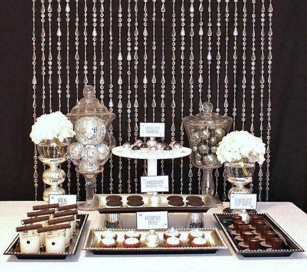 Best tips and advice for designing dessert tables, from home entertaining expert, Chris Nease