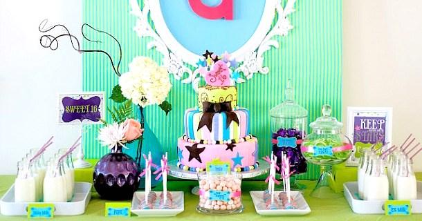 party design basics designing dessert tables celebrations at home