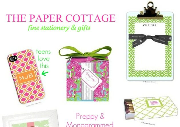 Preppy Gifts And Stationery & A Sweet Discount