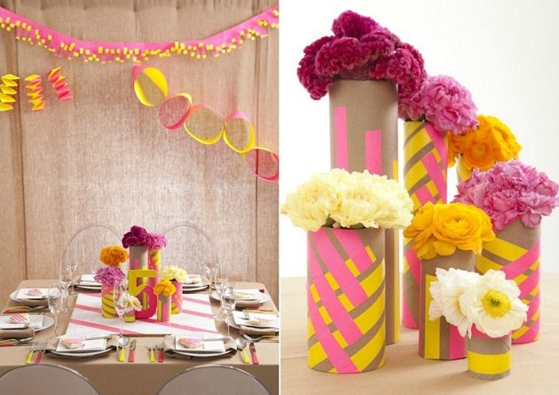 Neon & Neutrals – Design For Teens {Guest Feature}