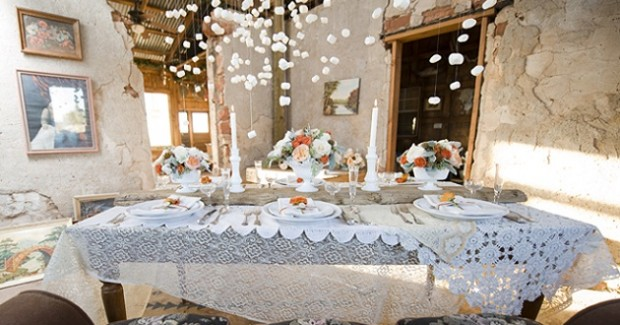 Rustic Elegant Bridal Brunch {Guest Feature}