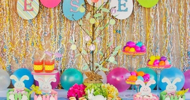 Easter Party On A Budget {Guest Feature}