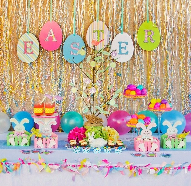 easter party on a budget guest feature celebrations at. Black Bedroom Furniture Sets. Home Design Ideas