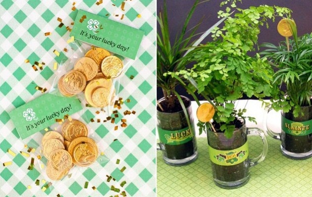 Ideas To Host A St Patricks Day Party Celebrations At Home