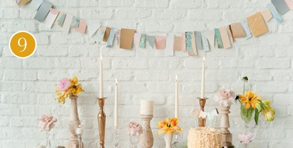 Paper Backdrops {guest blogger}