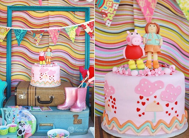 A Peppa Pig Muddy Puddles Birthday Guest Feature