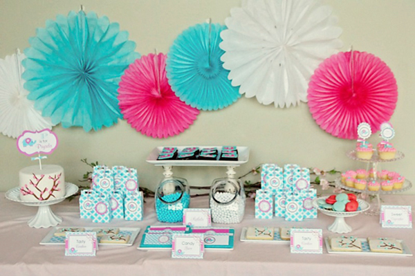 Modern Baby Elephant Shower Guest Feature Celebrations At