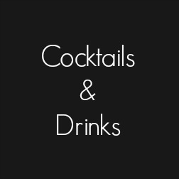 cocktails and drinks