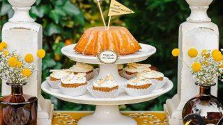 Keys To Success Dessert Table theme
