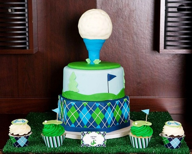 Fathers Day Golf PARTEE Guest Feature Celebrations at Home