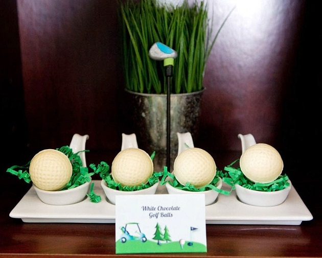 Very Father's Day Golf PAR-TEE {Guest Feature} - Celebrations at Home DW17