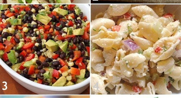 Summer cookout side dishes