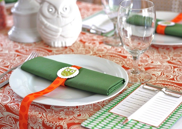 Get ideas and inspiration for a Modern Owl baby shower theme. Tablescape, dessert table, favors, and more are included