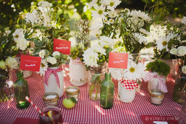 Vintage Picnic Ideas Guest Feature Celebrations At Home