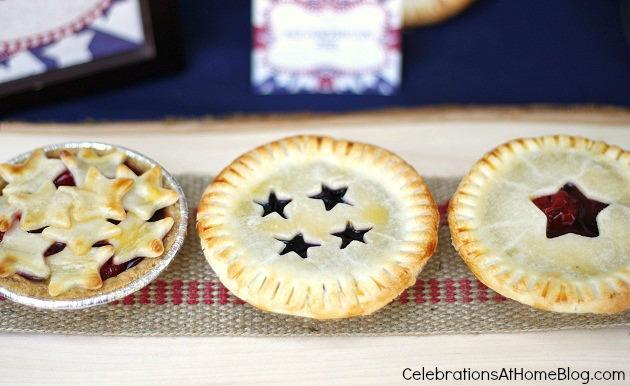 4th-of-July-mini pies