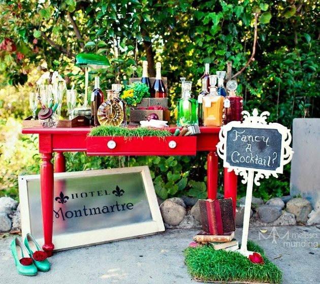 Setting up a home bar capers catering - Home bar setup ideas ...