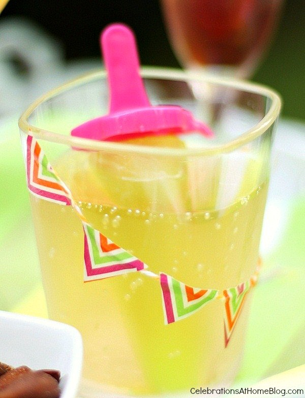 juice pop mocktail