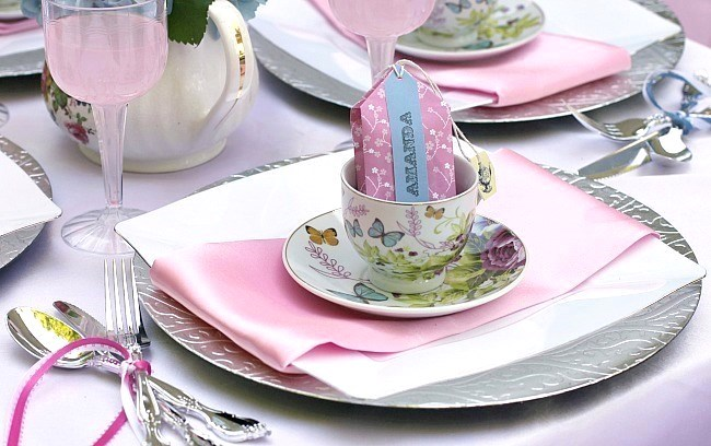 little girls tea party ideas