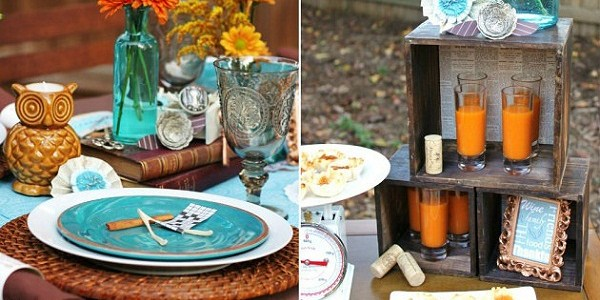 How to Design Pretty Parties + Hosting Tips