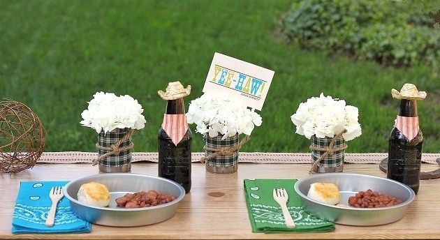 Rodeo Themed Party Food Ideas