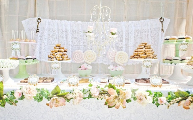 Shabby Chic 1st Birthday Guest Feature Celebrations at Home