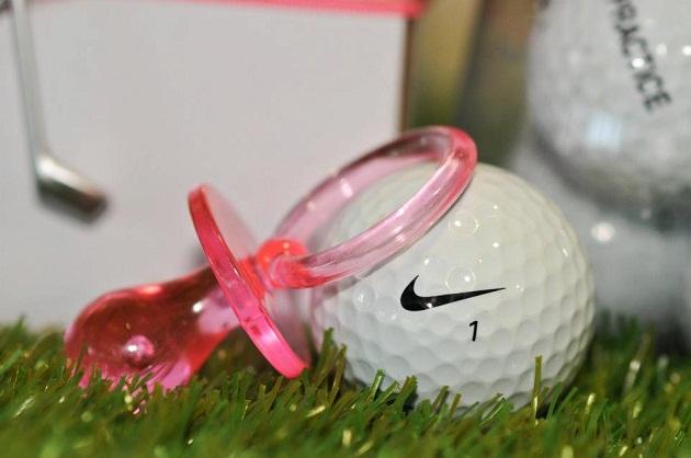Preppy Golf Themed Baby Shower Operation Shower