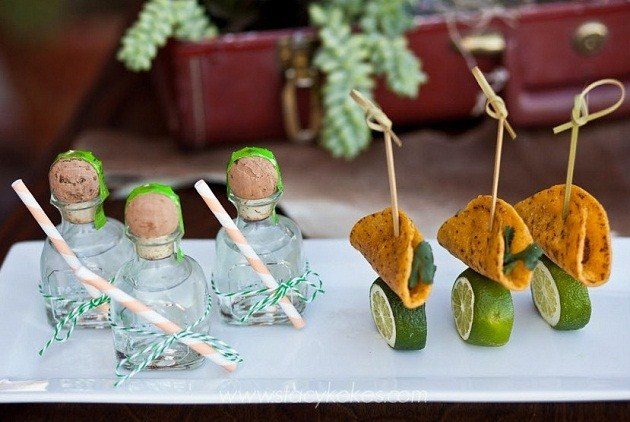 Mini Bottles Of Tequila For Wedding Favors Choice Image