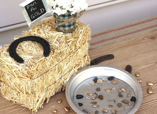cowboy themed party ideas; western party ideas